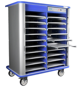 JAR Remote Management Cart - 20 User